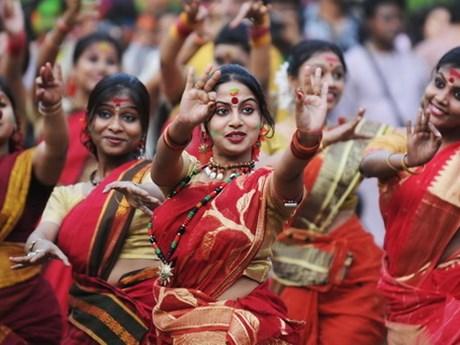 Thanh Hoa hisse les couleurs culturelles de l'Inde