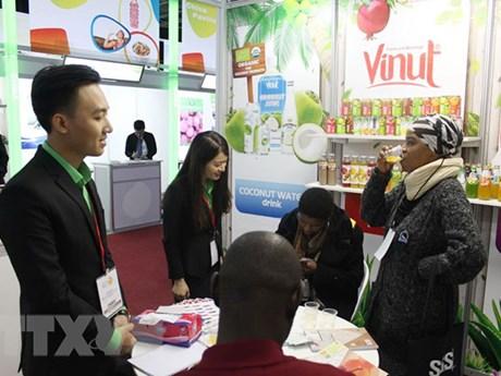 Colloque  ''Faire des affaires avec le Vietnam'' à Johannesburg