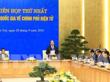 Le Comité national sur l'e-gouvernement tient sa première réunion