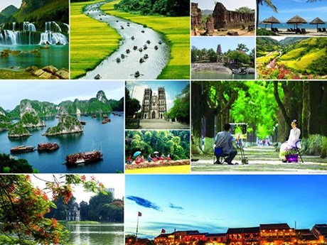 Tourisme: Le Vietnam vise 45 mds de dollars de chiffre d'affaires d'ici 2025