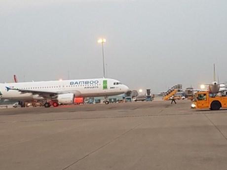 Bamboo Airways effectue son premier vol commercial