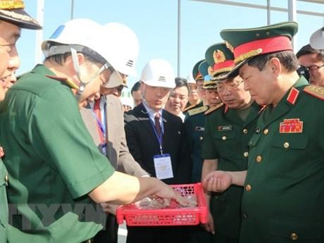 Examen du traitement de la contamination par la dioxine à l'aéroport de Bien Hoa