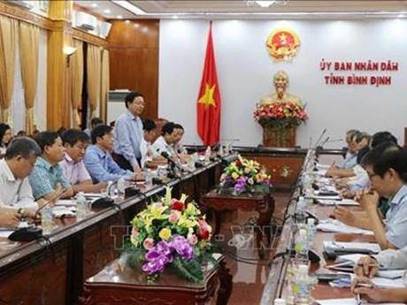 Pêche illicite : Binh Dinh s'efforce de réaliser toutes les demandes de la CE