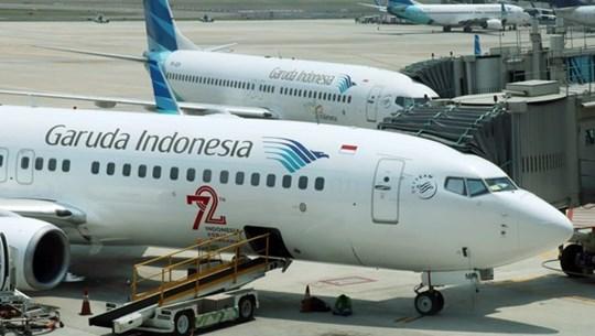 Aviation : Garuda adopte la technologie du nuage pour faire des économies