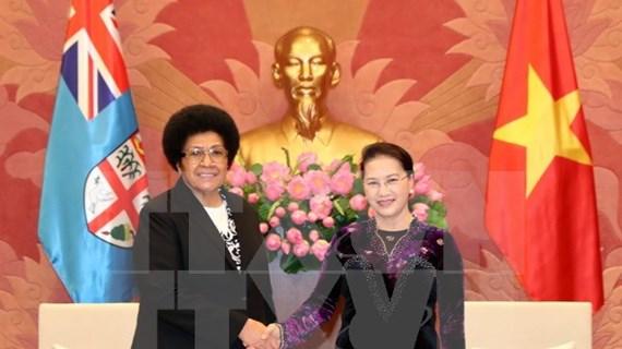 Le Vietnam et la République des Fidji renforcent leur coopération législative