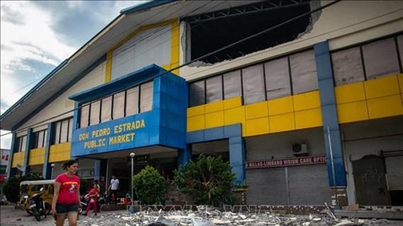 Philippines: séisme de magnitude 6,4 à Mindanao, trois personnes tuées