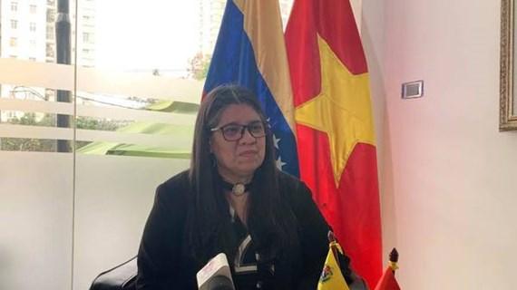 Le 13e Congrès national du Parti sera la clé de l'avenir, selon l'ambassadrice vénézuélienne