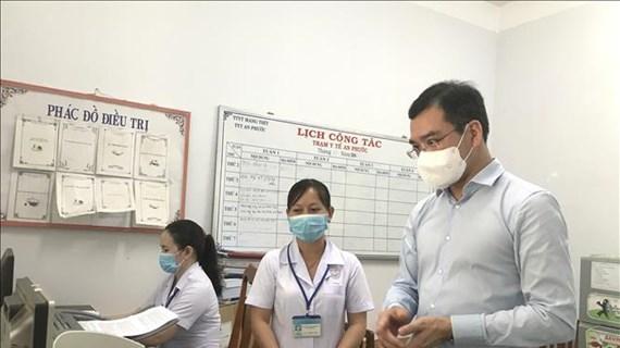 COVID-19 : le ministère de la Santé demande à Vinh Long de rehausser sa vigilance