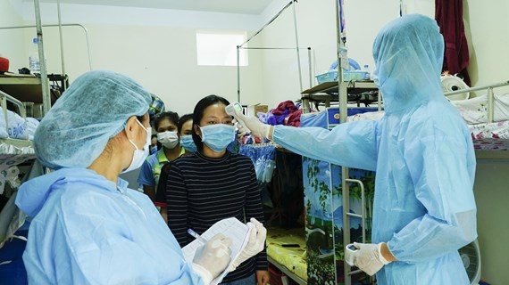 Le test du cas suspect de COVID-19 à Ho Chi Minh donne un résultat négatif