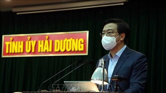 Hai Duong mettra fin à la distanciation sociale à partir de 0h00 le 3 mars