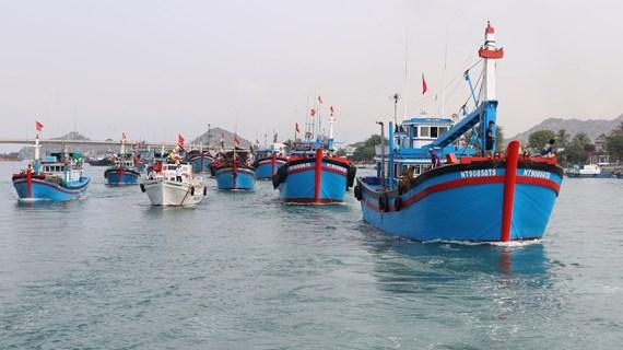 Lutte contre la pêche INN: achèvement de l'institution de gestion de la pêche