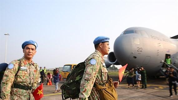 Droits de l'homme : le Vietnam souligne les principes des opérations de paix