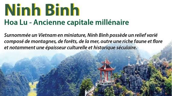 Hoa Lu - Ancienne capitale millénaire à Ninh Binh
