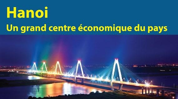 Hanoi, un grand centre économique du pays