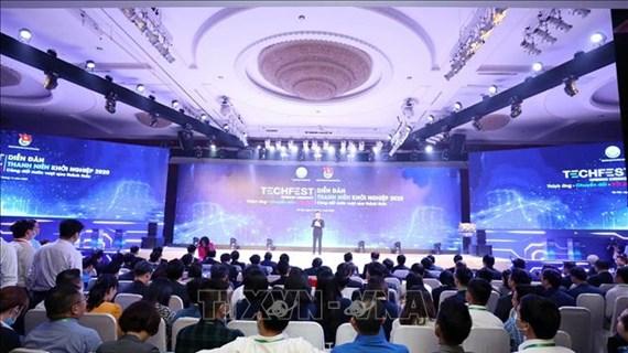 Techfest Vietnam 2020: engagements d'investisseurs pour 14 millions de dollars