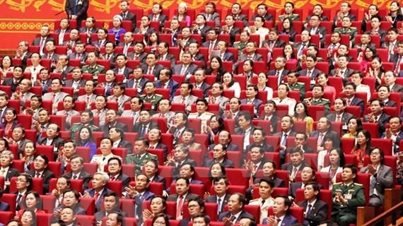 13e Congrès national du Parti: débat sur les documents