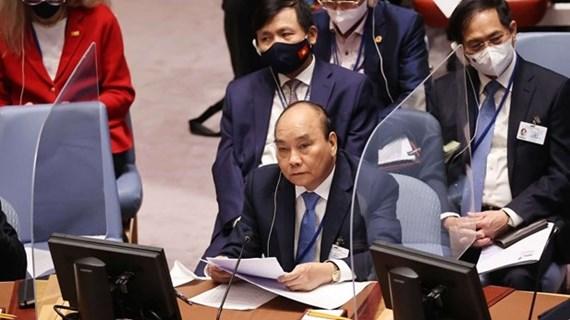 Le chef de l'Etat va assister à un débat sur la coopération entre l'ONU et  l'Union africaine