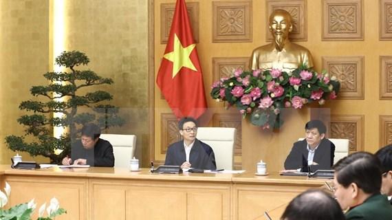 COVID-19 : Le Vietnam durcit le contrôle des personnes venant de République de Corée