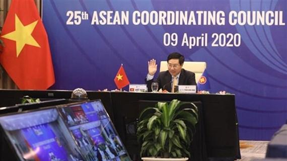 L'ASEAN convient de créer un fonds de réponse au COVID-19