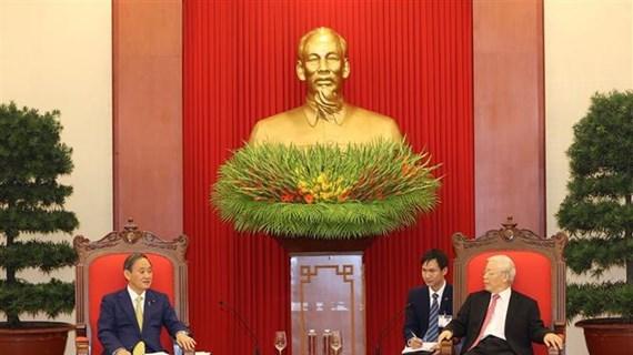 Le Japon – partenaire stratégique de premier rang du Vietnam