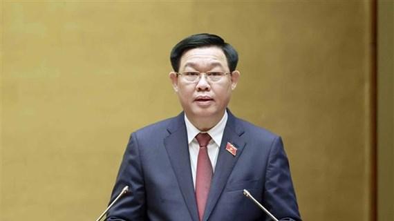Le président de l'AN souligne la grande union nationale dans la maîtrise du Covid-19