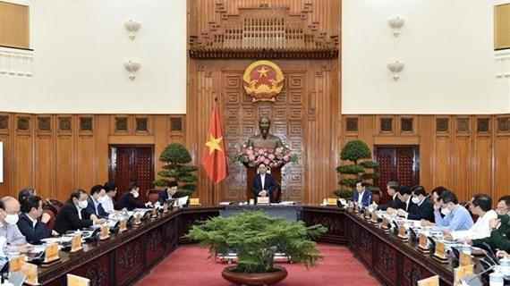 Le PM insiste sur l'efficacité du programme de relance et de développement socio-économique