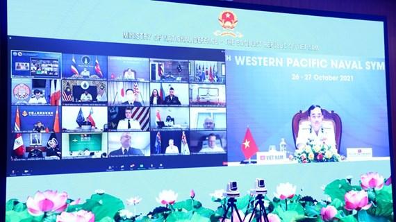 Le Vietnam au 17e Western Pacific Naval Symposium