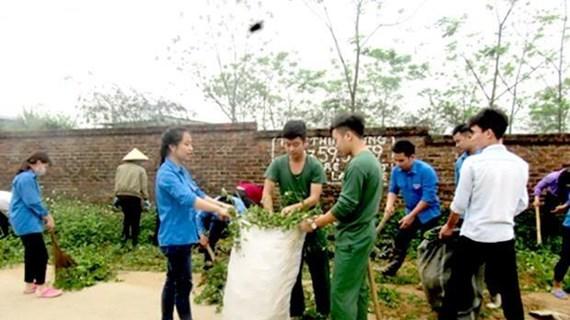 Déploiement d'un projet de tri et traitement des déchets à Quang Ngai