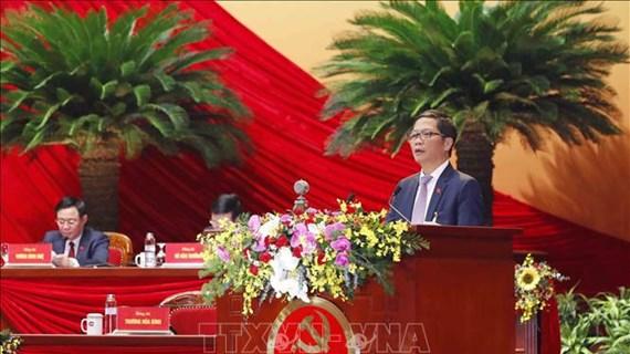 13e Congrès du Parti: l'autonomie dans le développement économique