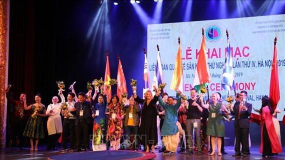 Ouverture du 4e Festival international de théâtre expérimental