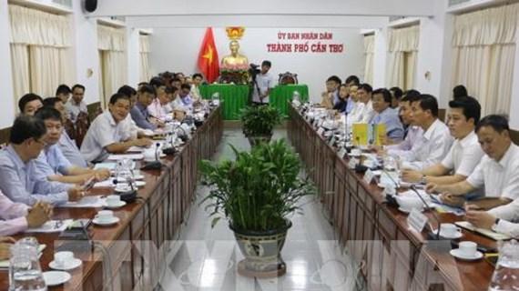 Can Tho veut promouvoir la promotion du commerce sur les marchés étrangers