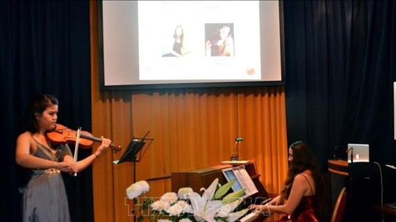 Nuit musicale du compositeur Nguyen Van Quy à Genève