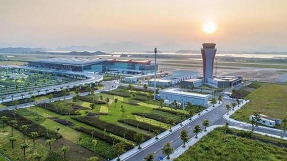 L'aéroport international de Van Don,  «premier aéroport du nouvel aéroport d'Asie 2019»