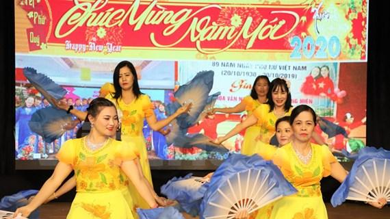 Les Vietnamiens à Macau (Chine) célèbrent le Nouvel An 2020