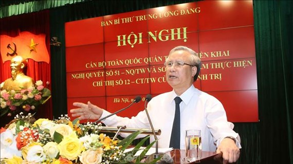 Protéger la sécurité nationale et économique pour répondre aux exigences de la nouvelle situation
