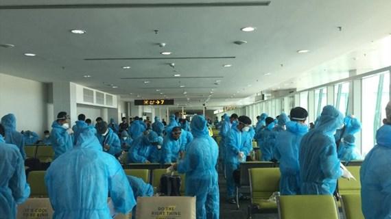 COVID-19 : rapatriement de près de 180 citoyens vietnamiens au Brunei