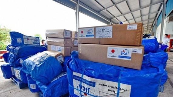 Le gouvernement japonais aide les sinistrés de la province de Thua Thien - Hue