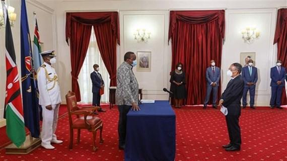 Booster les relations Vietnam-Kenya