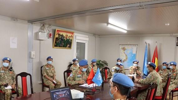 Médecine militaire : efforts inlassables des «Casques bleus» vietnamiens au Soudan du Sud