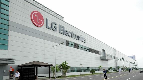 LG Electronics à Hai Phong est passé à la fabrication complète d'appareils électroménagers