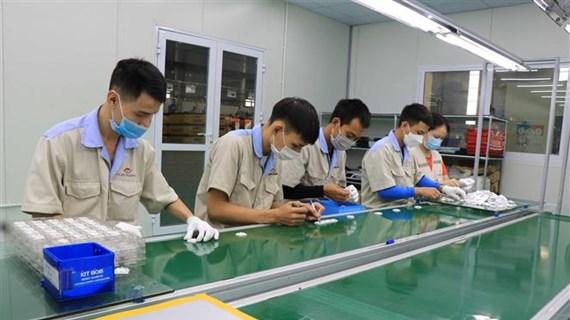 Bac Ninh décaisse plus de 150 milliards de dongs pour développer l'industrie auxiliaire