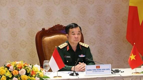 Le Vietnam et l'Indonésie tiennent un dialogue sur la politique de défense