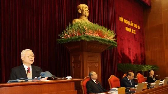 Poursuite des préparatifs du 13e Congrès national du Parti