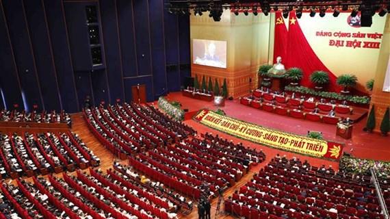 Ouverture du 13e Congrès du Parti : Accélérer le Renouveau, le développement rapide et durable 