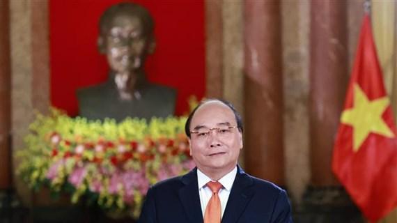Forum de Boao : le président Nguyen Xuan Phuc souligne la coopération pour le développement