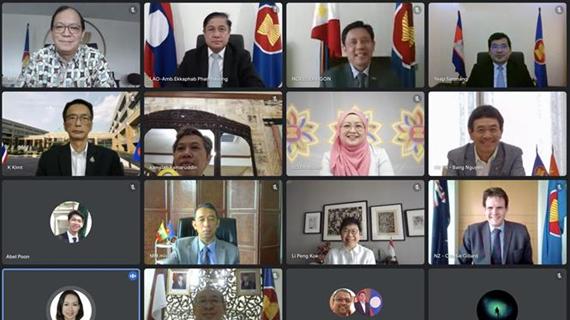 Renforcement du partenariat stratégique ASEAN-Nouvelle-Zélande