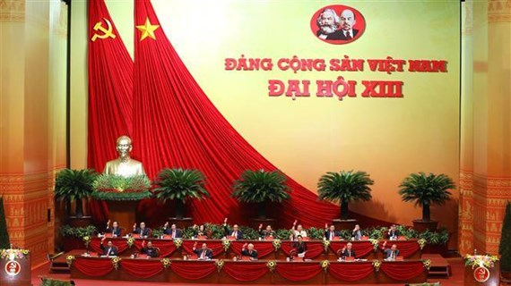 13e Congrès du Parti: Messages de félicitations de Partis, organisations et amis internationaux