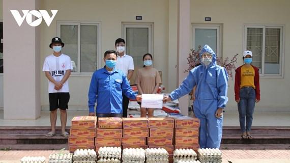 Le Vietnam accompagne le Laos dans la lutte contre le COVID-19