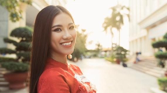 Nguyên Huynh Kim Duyên représentera le Vietnam à Miss Univers 2021