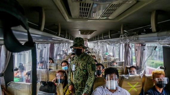 COVID-19: Situation épidémique aux Philippines et en Indonésie